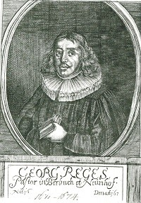 Pfarrer Georg Rieges